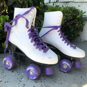 chicago Other - White Chicago Rollerblades